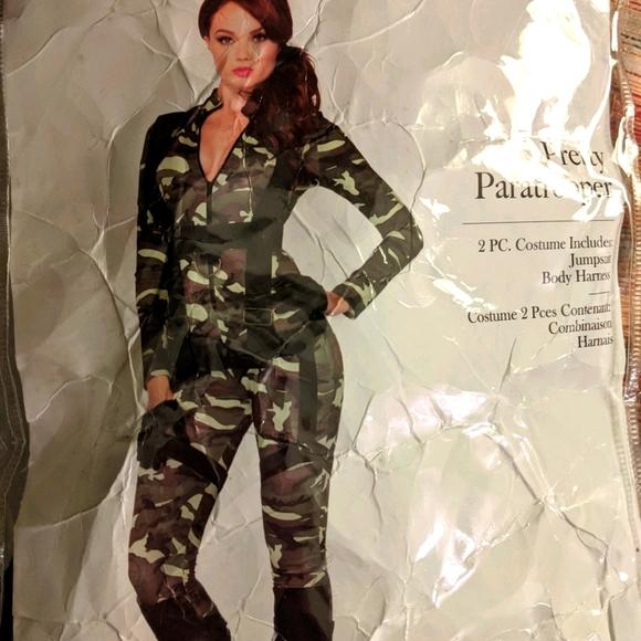 Leg Avenue Pretty Paratrooper Costume
